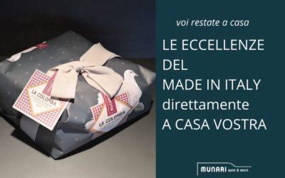 I SAPORI DEL MADE IN ITALY DIRETTAMENTE A CASA TUA!