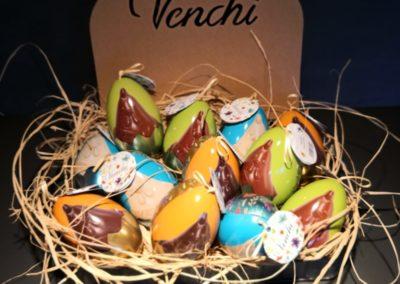 Uova Pasqua Ovetti Venchi
